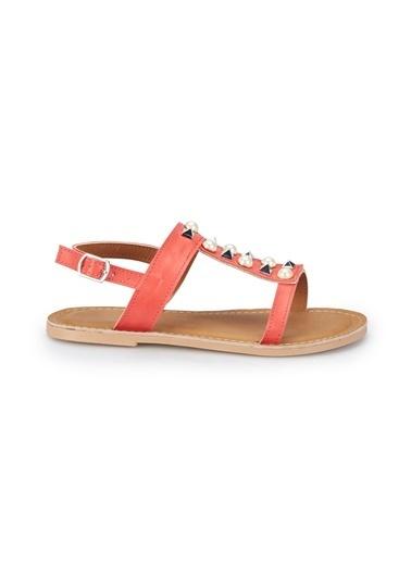 Pink Step Ayakkabı Mercan